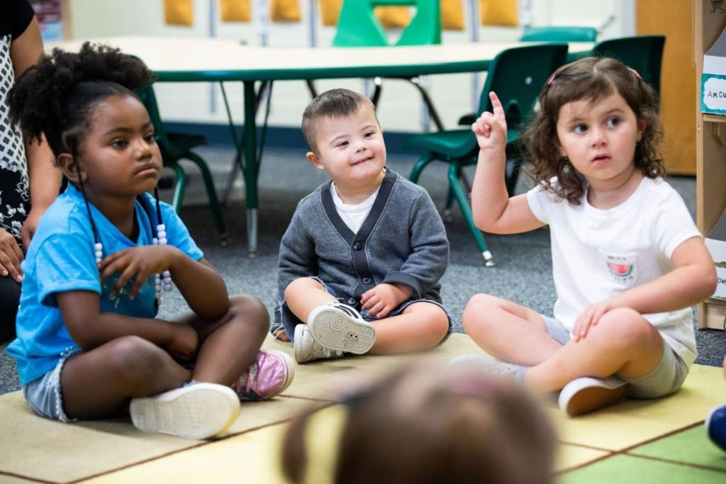 How Children With Disabilities Came To >> Kids With And Without Disabilities Learn Together At Westside