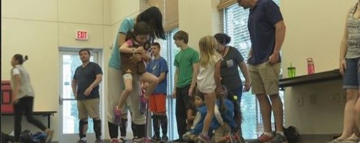 Austin Girl Scouts learn how to defend themselves against potential kidnappers